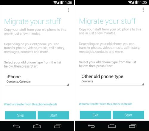 Практикум: как перенести sms-сообщения на новый Android-смартфон