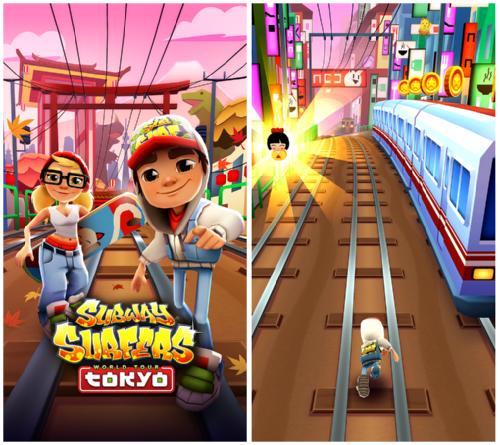 Самые популярные игры для смартфонов и планшетов с Android. Ноябрь 2015
