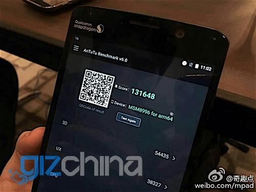 Это интересно: Референсный смартфон на базе Snapdragon 820 набрал в AnTuTu 131 тысячу баллов