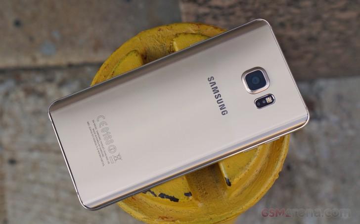 Samsung Galaxy Note 6 может получить 6 гигабайт ОЗУ и 5,8-дюймовый дисплей