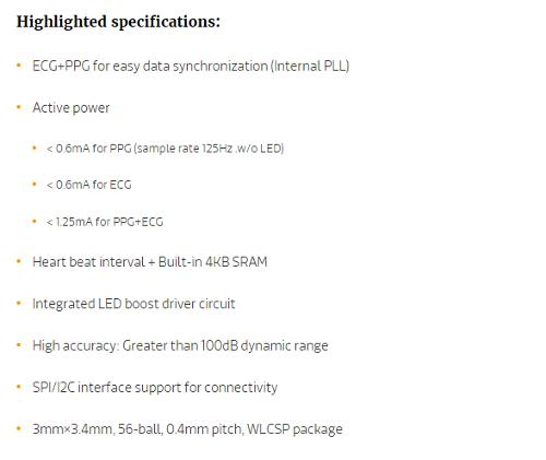 Компоненты: MediaTek MT2511 станет «сердцем» фитнес-трекеров и другой носимой электроники