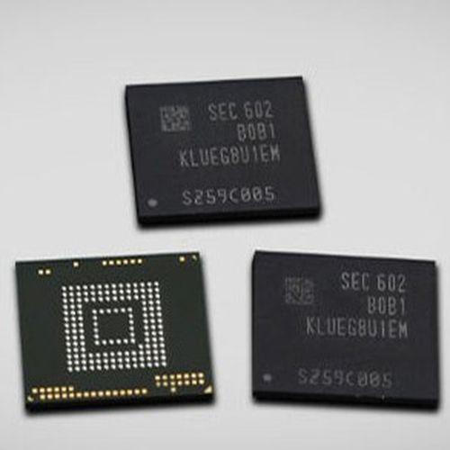 Компоненты: Samsung запускает в производство 256 Гб чипы флеш-памяти