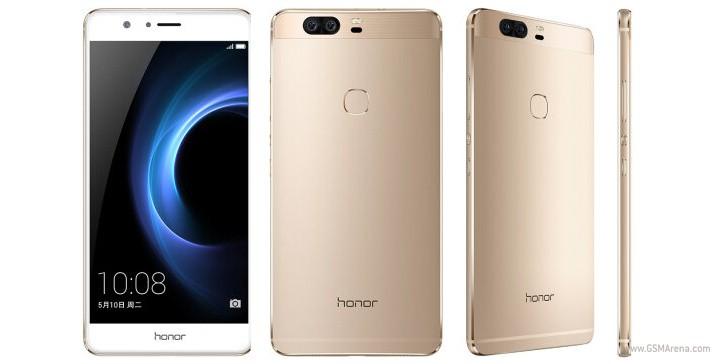 Анонсы Honor V8 – двойная 12 Мп камера 5,7-дюймовый дисплей и Kirin 950