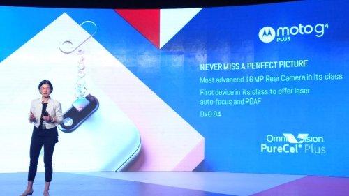 Анонсы: Официально представлены Moto G4 Plus и Moto G4