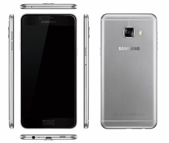 Слухи Замеченные на рендерах Samsung Galaxy C5 и C7 будут дороже чем ожидалось