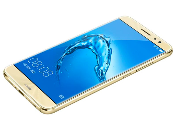 Компания Huawei презентовала 8-ядерный смартфон Maimang 5 сдактилоскопическим датчиком
