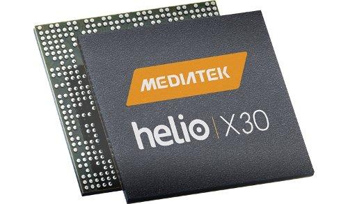 Компоненты: MediaTek Helio X30 будет выпускаться по 10 нм техпроцессу