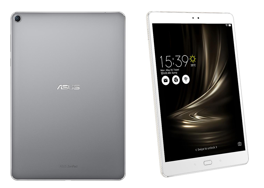 ASUS ZenPad 3S 10: еще одна новинка коткрытию выставки IFA 2016