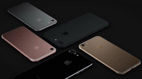 Анонсы: iPhone 7 и iPhone 7 Plus – теперь с защитой от влаги