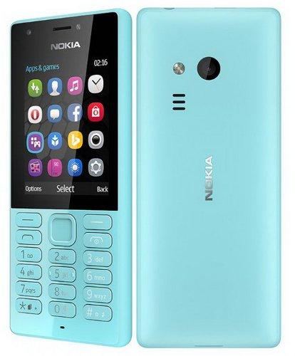 Анонсы: Nokia 216 – возможно, последний телефон Nokia от Microsoft