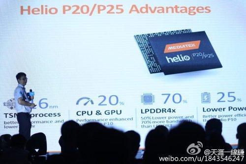 Компоненты: MediaTek анонсировала чипсеты Helio P20, P25 и X30