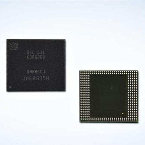 Первые 8 ГбLPDDR4 модули памяти для мобильных устройств, представлены компанией Самсунг