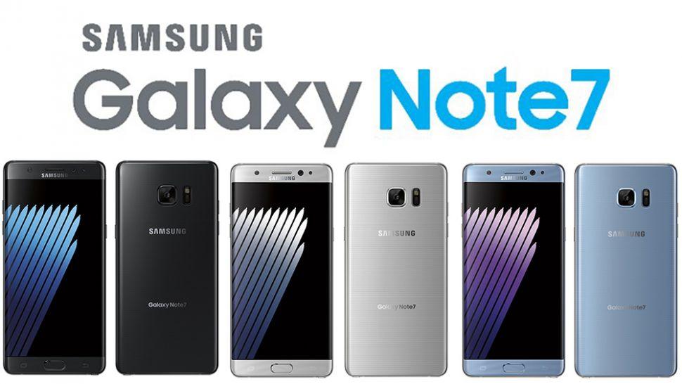 Самсунг принял решение поменять поставщика аккамуляторных батарей для «взрывающихся» телефонов Galaxy Note 7