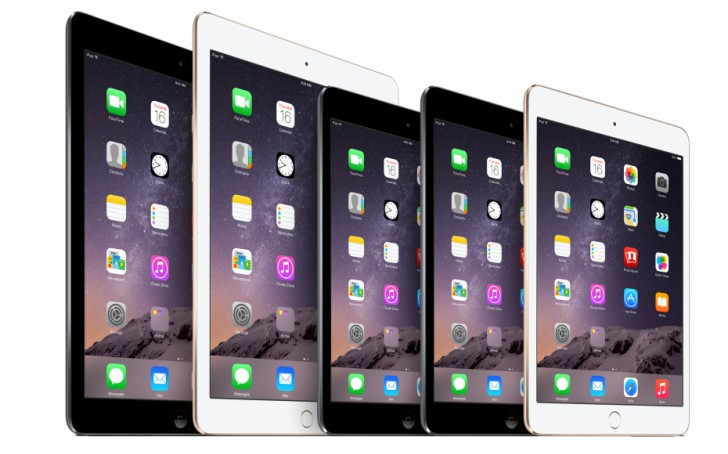 Сведения оновых iPad появились всети интернет