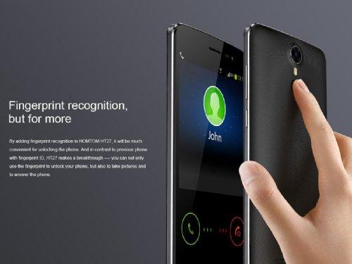 Анонсы: HomTom HT27 – классический бюджетный смартфон