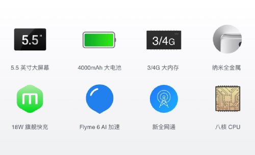 Анонсы: Meizu M5 Note с корпусом из металла представлен официально