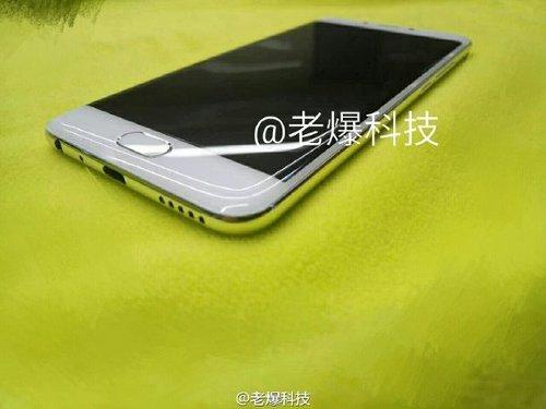 Слухи: Meizu Pro 6 Edge с изогнутым дисплеем появился на «живых» фото