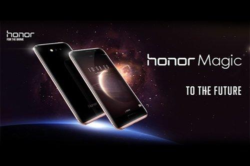 Анонсы: «Волшебный» Honor Magic представлен официально