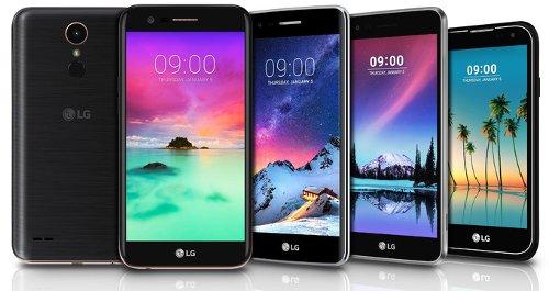 Анонсы: LG представила Stylo 3 (Stylus 3) и новые K10, K8, K4 и K3