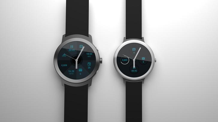 Google анонсировала Pixel часы на андроид Wear 2.0