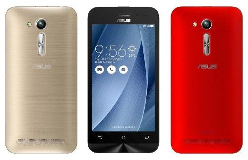 Анонсы: Бюджетный смартфон ASUS Zenfone Go 4.5 LTE представлен в Индии