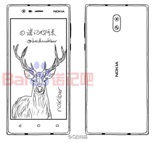 Слухи: Nokia D1C снова стала героем «утечки»
