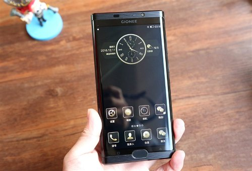 Анонсы: Gionee M2017 – китайский премиум с емким аккумулятором