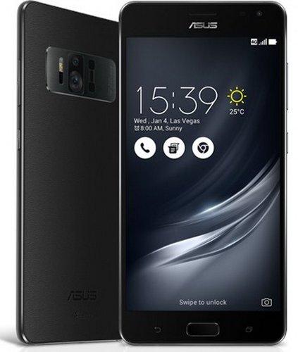 CES 2017: ASUS Zenfone AR – Tango-смартфон  для виртуальной и дополненной реальности