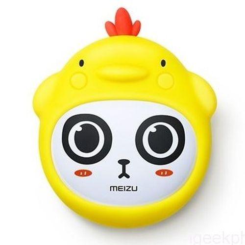 Анонсы: Meizu Panda Hand Warmer согреет руки владельца