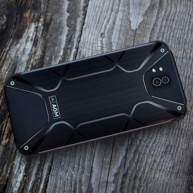 Анонсы Защищенные смартфоны AGM X2/X2 Pro получат топовые спецификации