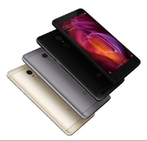 Анонсы: Xiaomi Redmi Note 4 на базе Snapdragon 625