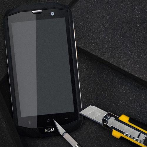 Анонсы: AGM A8 – еще один крепкий смартфон с защитой IP68