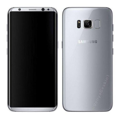 Слухи: Объемы памяти Samsung Galaxy S8 будут зависеть от региона