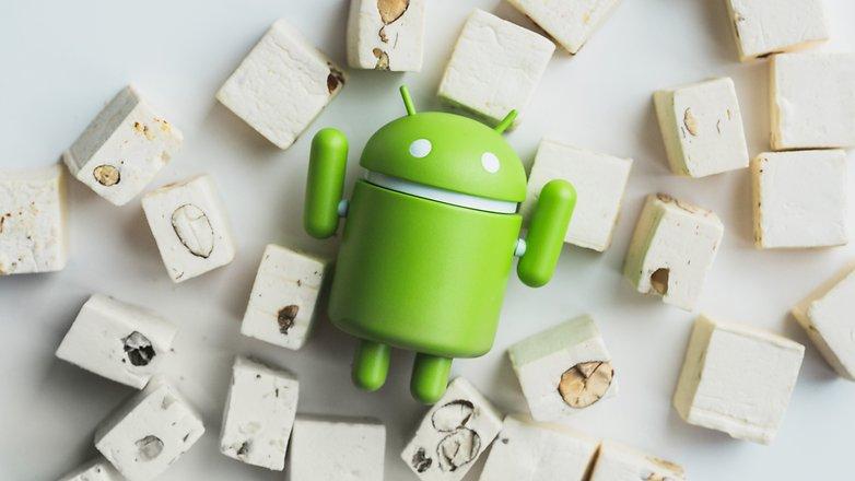 Google выпустила бета-версию андроид 7.1.2 Nougat