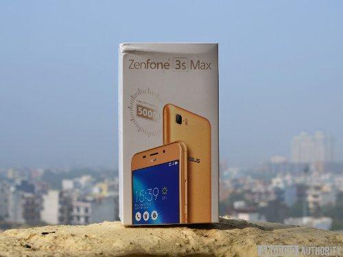 Анонсы: ASUS ZenFone 3s Max оснащен аккумулятором 5000 мАч