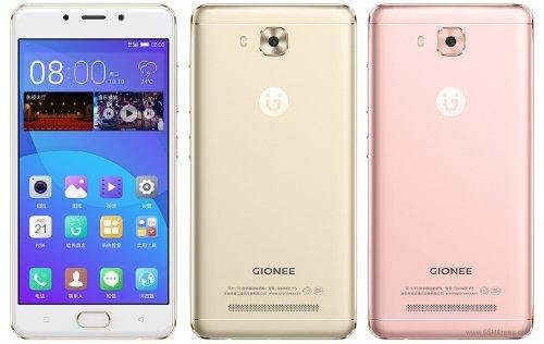 Анонсы:  Gionee F5 – середнячок с 5,3-дюймовым дисплеем