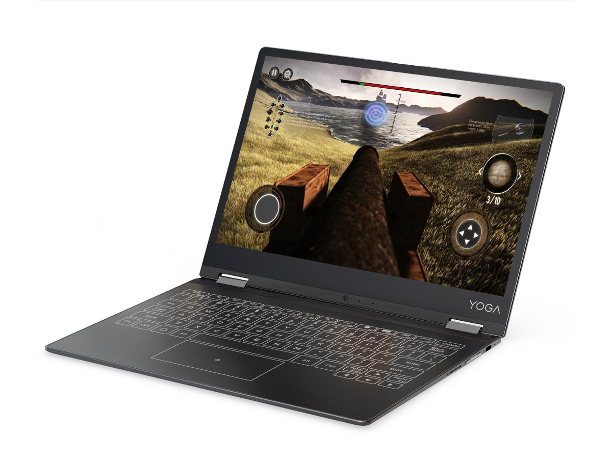 Представлен ноутбук-трансформер Lenovo Yoga A12 за $299