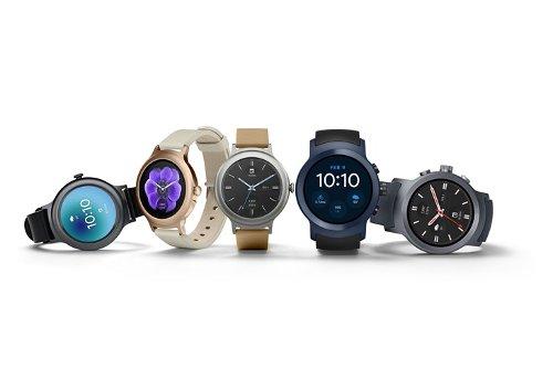 Анонсы: Официально представлены LG Watch Sport и Watch Style