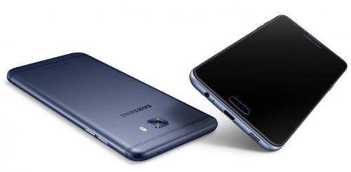 Анонсы: Samsung Galaxy C7 Pro появился на индийском рынке