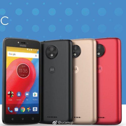 Слухи: Moto C и Moto C Plus – доступные смартфоны от Motorola