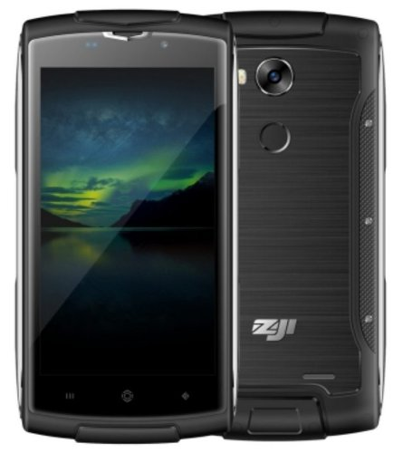 Анонсы: Объявлены цены защищенных смартфонов ZOJI Z6 и Z7