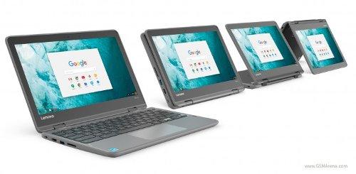 Анонсы: Lenovo Chromebook Flex 11 поворачивающийся 360 градусов оценен в $279