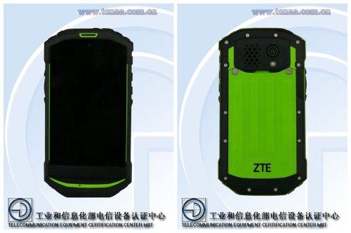 Это интересно: В TENAA замечен прочный смартфон ZTE