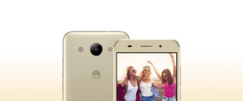 Анонсы: Huawei Y3 2017 – брендовый смартфон за $60