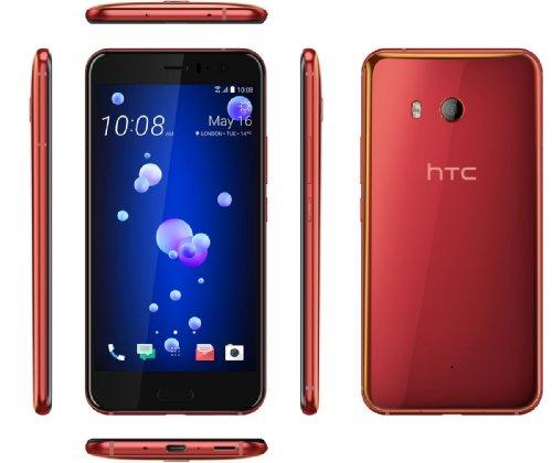 Анонсы: HTC U11 с оболочкой Edge Sense представлен официально