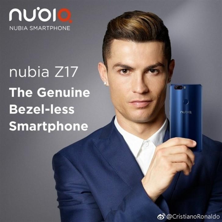ZTE nubia Z17 анонсирован сSnapdragon 835 и8GB RAM
