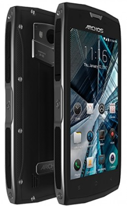 Анонсы: Archos запускает 4 новых смартфона