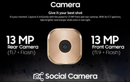 Анонсы: Samsung J7 Pro и J7 Max ориентированы на шопинг и социальные медиа