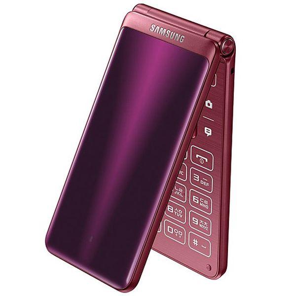 Анонсы Раскладушка Samsung Galaxy Folder 2 теперь доступна и в Южной Корее
