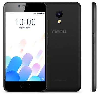 Анонсы: Представлен Meizu A5 с 8-ядерный процессором и 8 Мп камерой